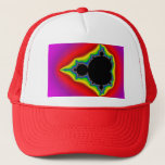 Original Mandelbrot Set 04 - Fractal Trucker Hat