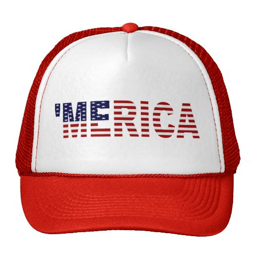 Original 'MERICA US Flag Hat **New and improved**