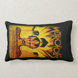 Original METROPOLIS RESTORED Adaptation Lumbar Pillow