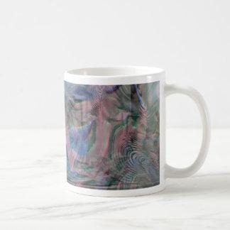 Original Modern Digital Art - Vast Honor Mugs