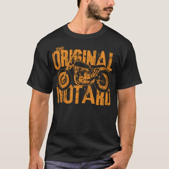 Original Motard (vintage orange) T-Shirt