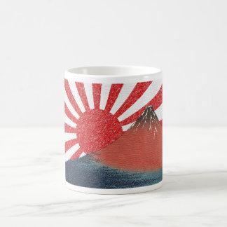 Original Mount Fuji Design Mug
