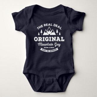 Original Mountain Guy Baby Bodysuit