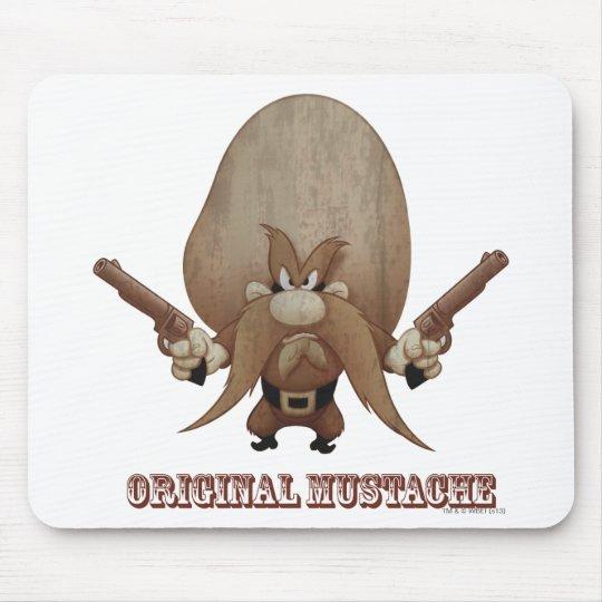 Original Mustache Mouse Pad