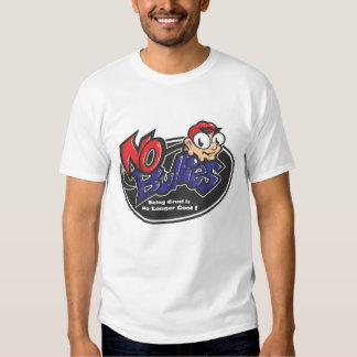 Original No Bullies Logo Shirt