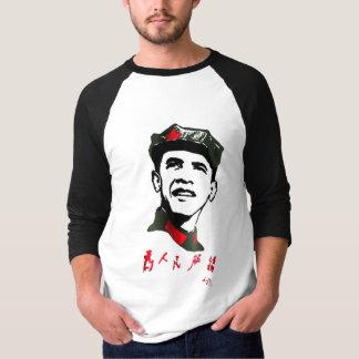 Original Oba Mao Quarter Length Shirt