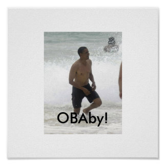 original, OBAby! Poster
