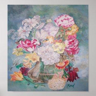 Original Oil Painting print