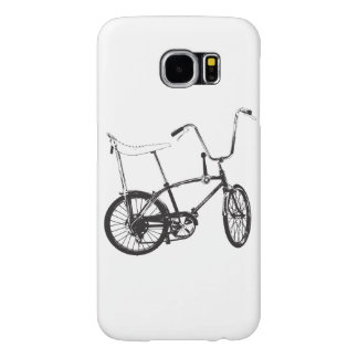 Original old School bike Samsung Galaxy S6 Case