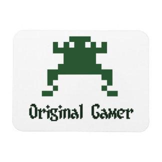 Original old school gamer magnet