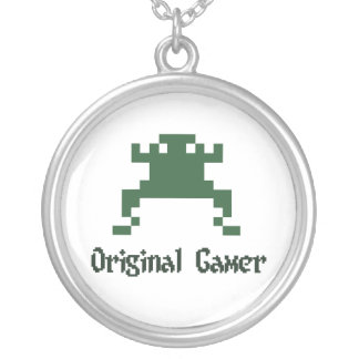 Original old school gamer jewelry