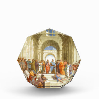 "Original paint ""The school of Athens"" by Raffaello Award"
