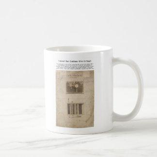 ORIGINAL Patent for the Cotton Gin (1794) Coffee Mug
