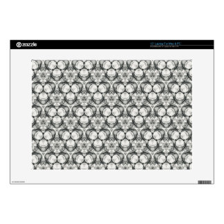 original pencil pattern laptop skin 388