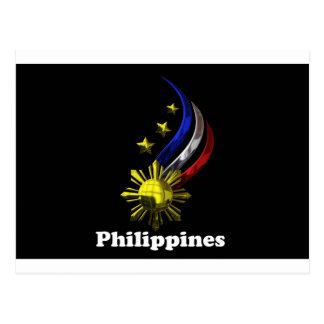 Original Philippine Logo. Mabuhay Pilipinas ! Post Cards