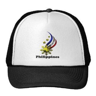 Original Philippine Logo. Mabuhay Pilipinas ! Trucker Hat