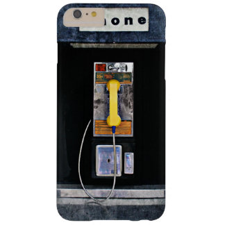 Original phone booth barely there iPhone 6 plus case