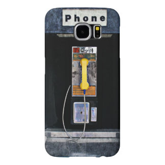 Original phone booth samsung galaxy s6 case