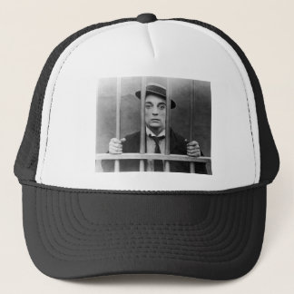 Original photo of a famous actor 1900s trucker hat