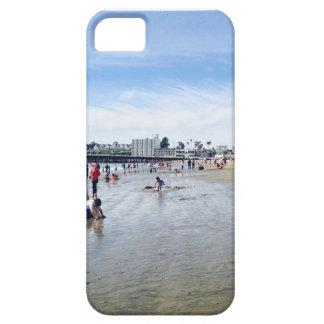 original photograph of Santa Cruz Pier iPhone SE/5/5s Case