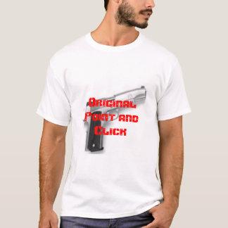 original point and click T-Shirt