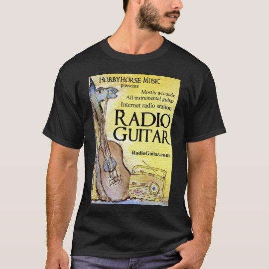 Original Radio Guitar Poster T-Shirt