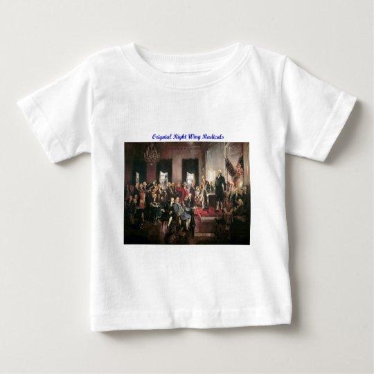 Original Right Wing Radicals Baby T-Shirt