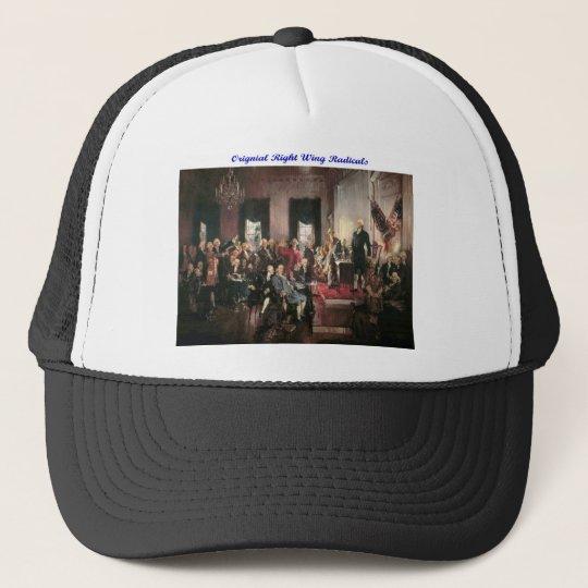 Original Right Wing Radicals Trucker Hat