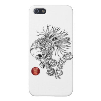 Original Ruthless iPhone SE/5/5s Cover
