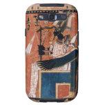 Original Sams de la reproducción del papiro de Osi Samsung Galaxy S3 Protectores
