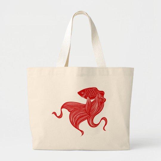Original Scissors-cut Goldfish Classic Bag