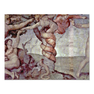 Original Sin And Expulsion From Paradise By Michel Custom Announcements