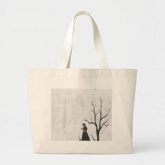 Original Sin? Large Tote Bag