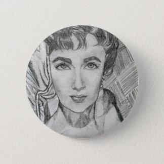 Original sketch pinback button