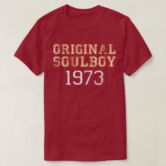 Original Soulboy 1973 Retro Soul Music Fan T-Shirt