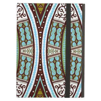 Original stylish designer tribal iPad case