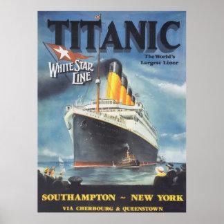 Original Titanic Poster remake