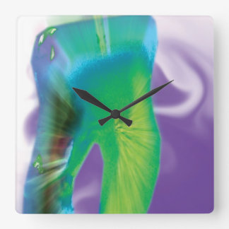 Original Tooth Design Dentist Wall Clock