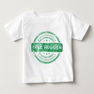 Original Tree Hugger Baby T-Shirt