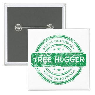 Original Tree Hugger Pins