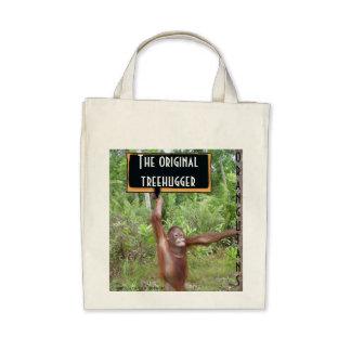 Original Treehugger Tote Bags