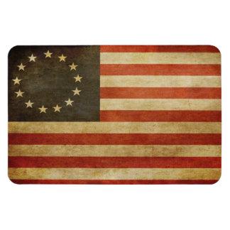 Original United States Flag Rectangular Photo Magnet