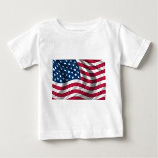 Original USA flag Baby T-Shirt