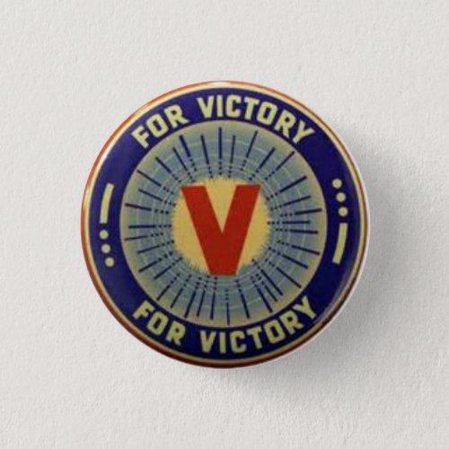 original V for Victory button