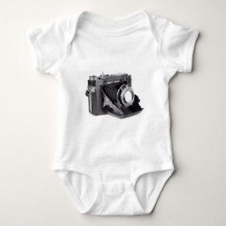 Original vintage camera baby bodysuit