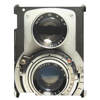 Original vintage camera iPad cases
