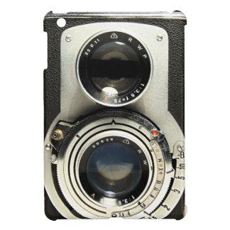 Original vintage camera case for the iPad mini
