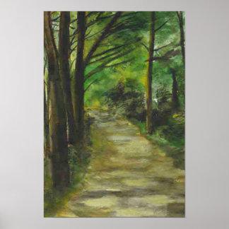 Original Watercolor Print
