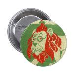 Original wizard of Oz Cover Pinback Button