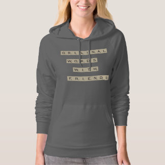 Original Words With Friends Hoodie